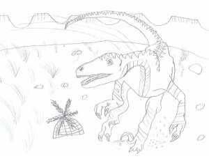 20090819 Velociraptor
